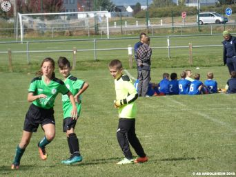 as andolsheim U 11 rentrée du foot 2018 00022
