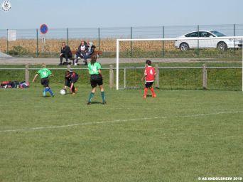 as andolsheim U 11 rentrée du foot 2018 00030