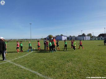 as andolsheim U 11 rentrée du foot 2018 00040