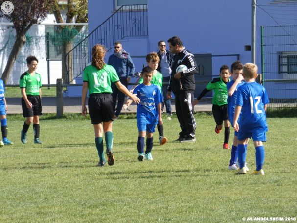 as andolsheim U 11 rentrée du foot 2018 00060