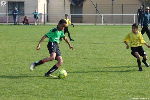 AS Andolsheim U 13 B VS FC Riquewihr 2018 00009