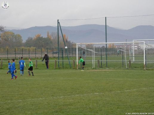 AS Andolsheim U 11 A vs FC Horbourg wihr 2018 00010