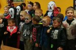 l'école de foot fête Halloween …