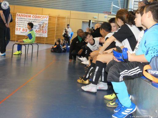 U 11 AS Andolsheim tournoi Futsal Horbourg 2019 00048