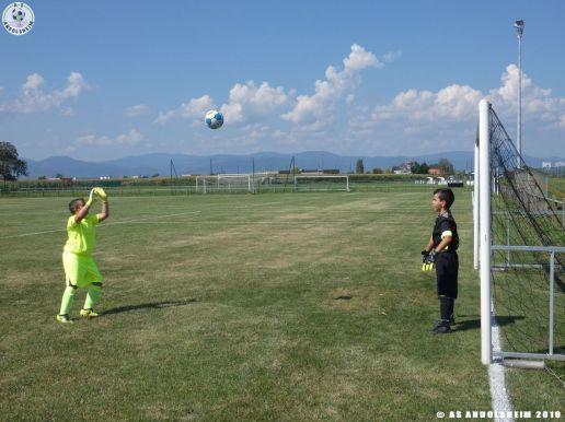 AS Andolsheim U 11 Amical vs FC Horbourg 310819 00021