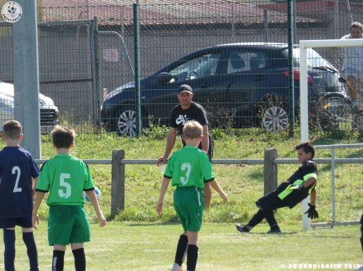 AS Andolsheim U 11 Amical vs FC Horbourg 310819 00031