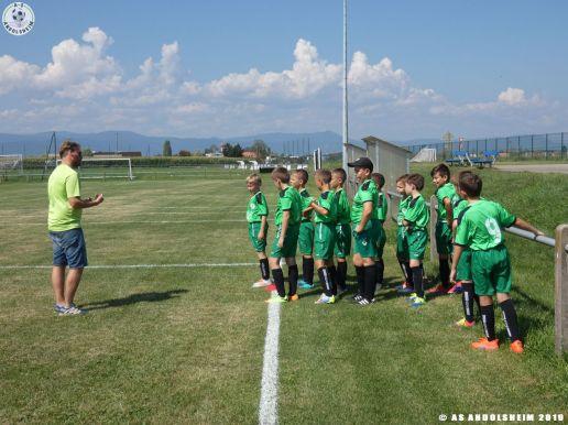AS Andolsheim U 11 Amical vs FC Horbourg 310819 00032