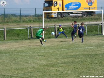 AS Andolsheim U 11 Amical vs FC Horbourg 310819 00034