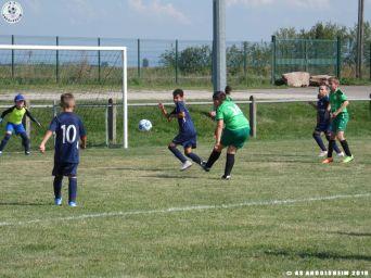 AS Andolsheim U 11 Amical vs FC Horbourg 310819 00035
