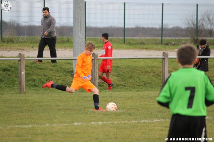 AS Andolsheim U 13 Avenir Vauban 071219 00008