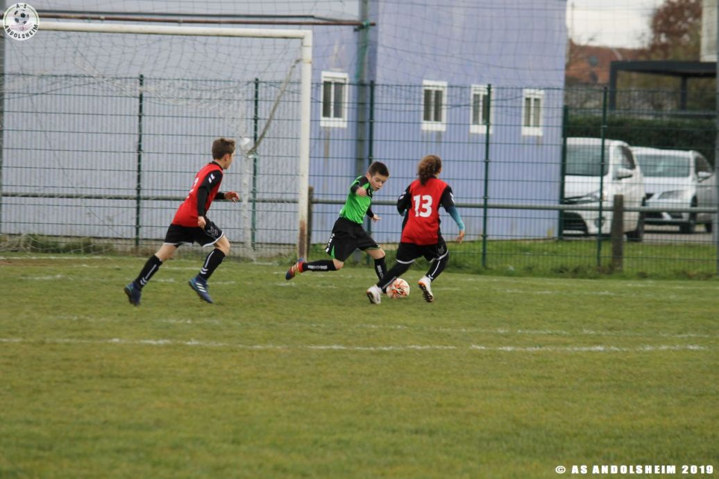 AS Andolsheim U 13 Avenir Vauban 071219 00022