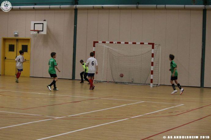 AS Andolsheim criterium U 13 1 er Tour Futsal 00099