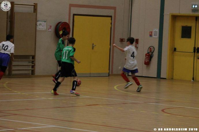 AS Andolsheim criterium U 13 1 er Tour Futsal 00107