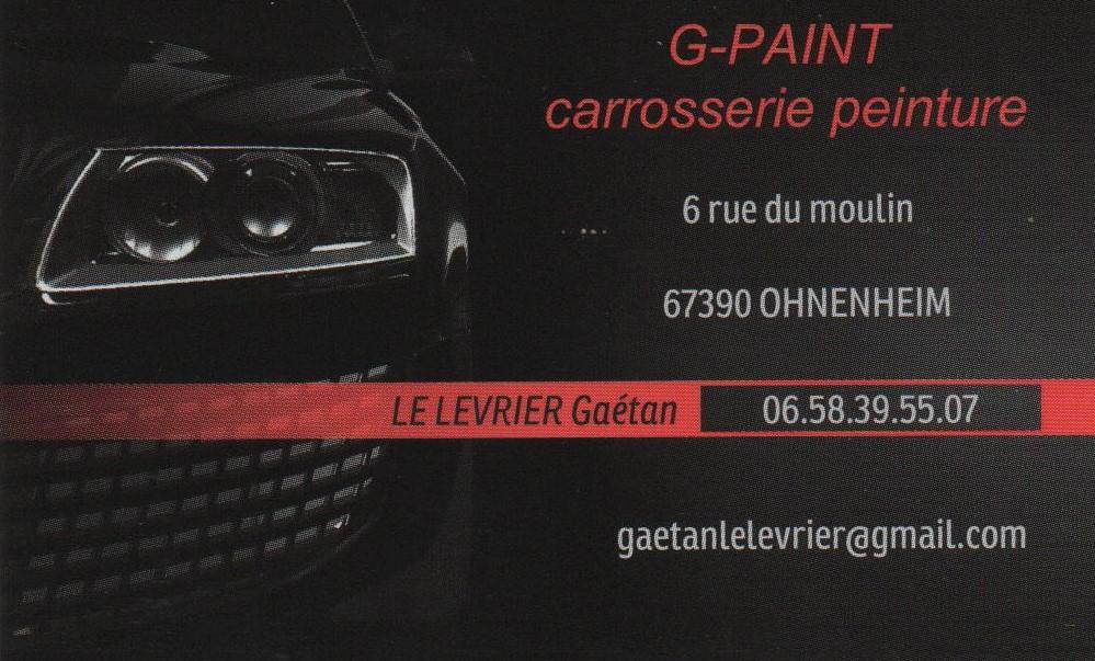 g paint