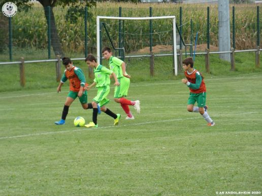 AS Andolsheim U 13 Amical ASA 1 Vs ASA 2 29082020 00009