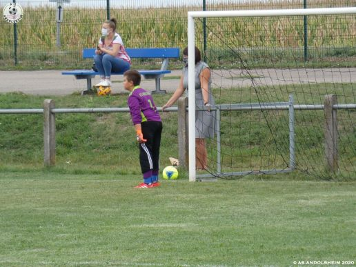 AS Andolsheim U 13 Amical ASA 1 Vs ASA 2 29082020 00010