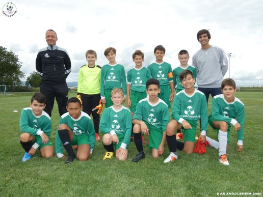 AS Andolsheim U 13 Amical ASA 1 Vs ASA 2 29082020 00051