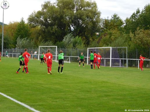 AS ANDOLSHEIM U 15 VS AS Ribeauville 05092020 00010