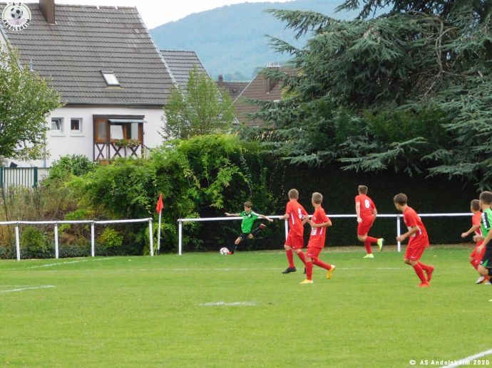 AS ANDOLSHEIM U 15 VS AS Ribeauville 05092020 00022