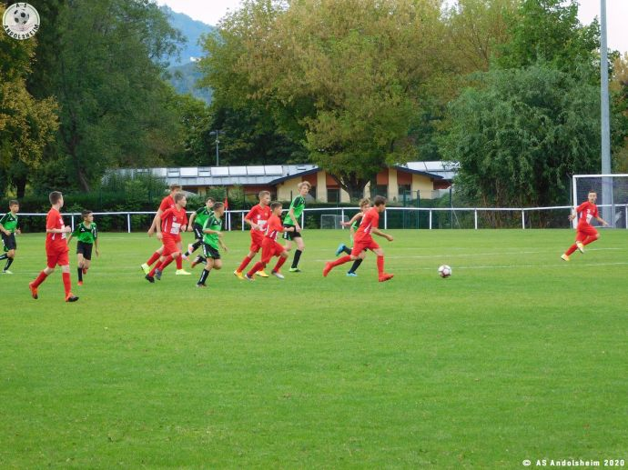 AS ANDOLSHEIM U 15 VS AS Ribeauville 05092020 00033