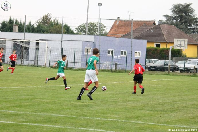 AS Andolsheim U 15 1 Coupe Credit Mutuel vs Avenir Vauban 00000