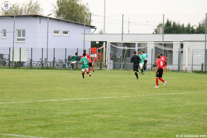 AS Andolsheim U 15 1 Coupe Credit Mutuel vs Avenir Vauban 00008