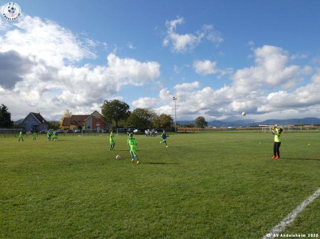AS Andolsheim U 13 1 Coupe vs FC Grussenheim 10102020 00010