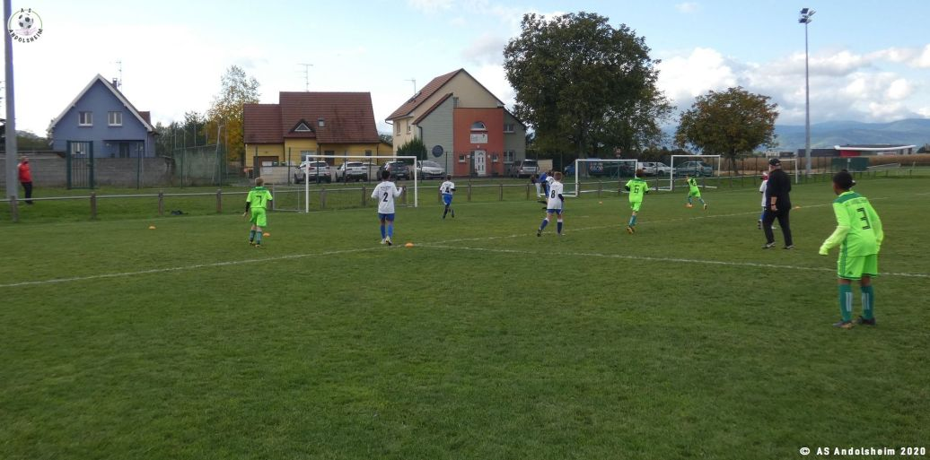 AS Andolsheim U 13 1 Coupe vs FC Grussenheim 10102020 00011