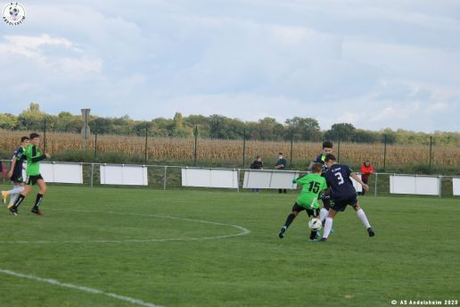 AS Andolsheim U 15 amical vs FC Morschwiller 10102020 00009