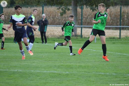 AS Andolsheim U 15 amical vs FC Morschwiller 10102020 00020