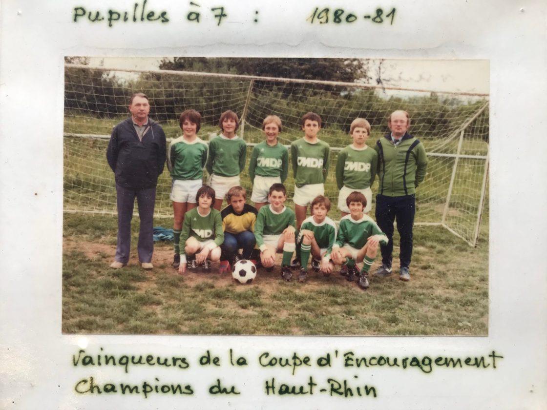 ASA PUPILLES 1980 1981