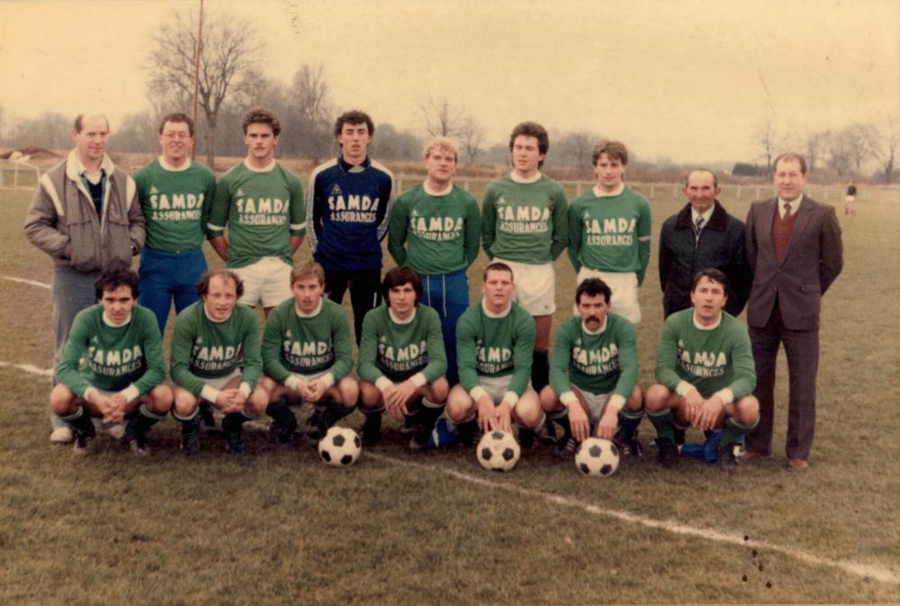 ASA SENIORS 1985 1986