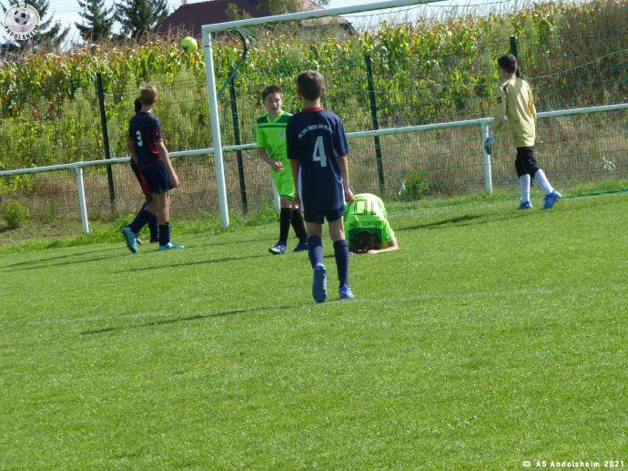 AS Andolsheim U 13 Vs FC St Croix en Paline 18092021 00022