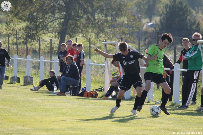 AS Andolsheim U15 Coupe Credit Mutuel Vs AS Vallee Noble 09102021 00008