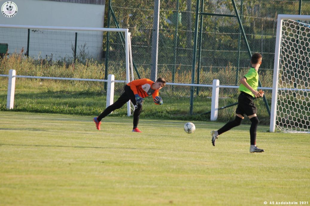 AS Andolsheim U15 Coupe Credit Mutuel Vs AS Vallee Noble 09102021 00022
