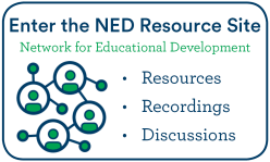 NED Resource Site