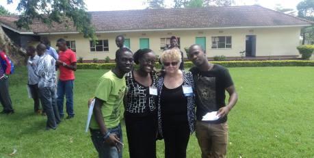 Strategic Planning Meeting - Kenya