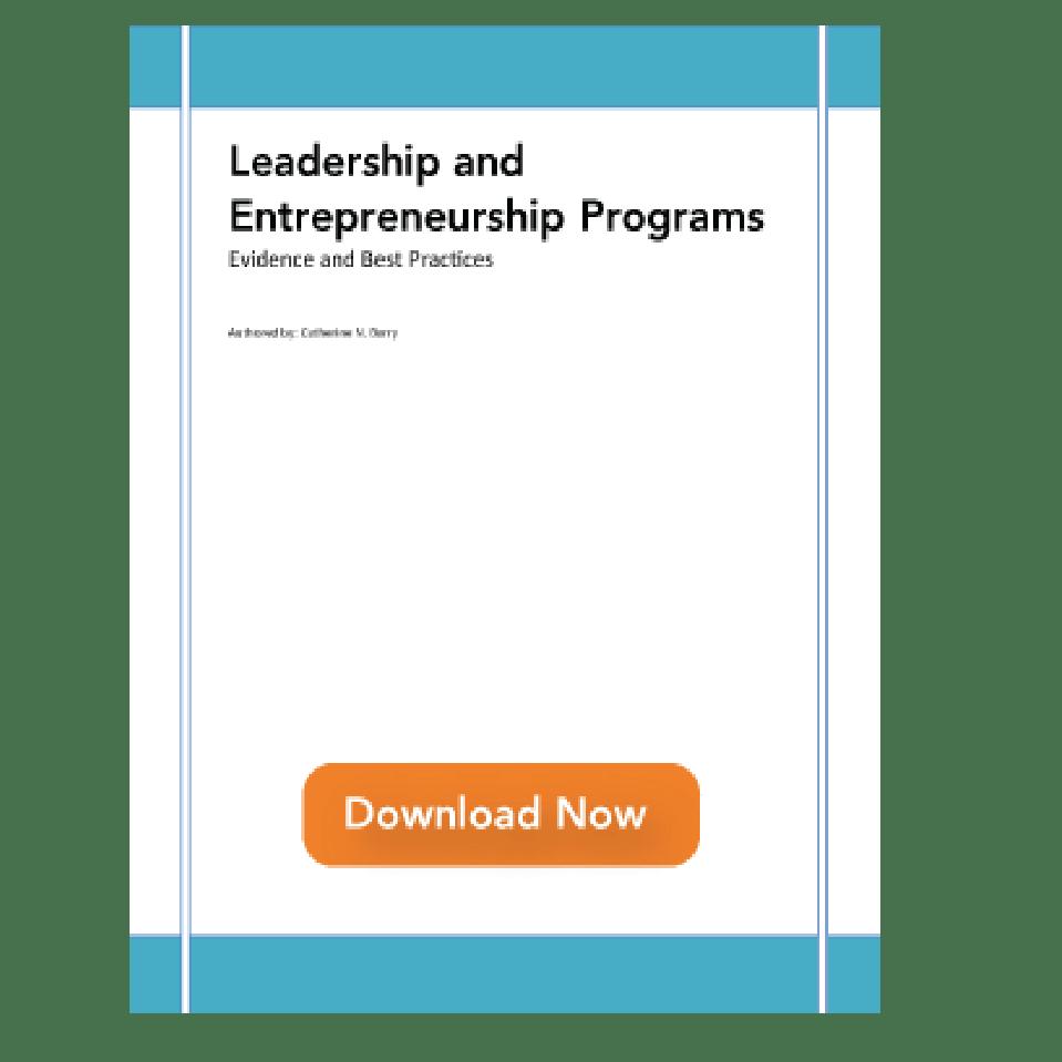 Entrepreneurship Programs