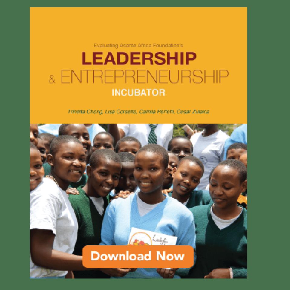 Leadership and Entrepreneurship Incubator