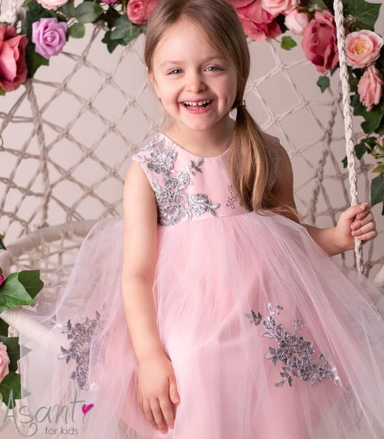 Sukienka wizytowa do sesji Royal MORELOWA Sklep Asanti For