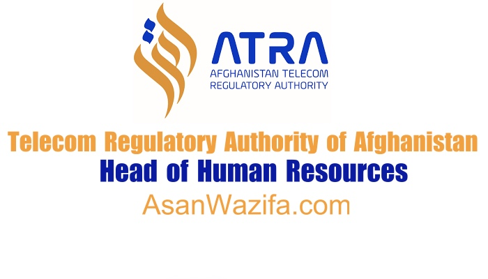 Jobs as Head of Human Resources ( ATRA )