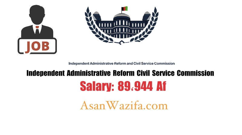 Independent Administrative Reform Civil Service Commission ( Expert in researching and compiling exam content )