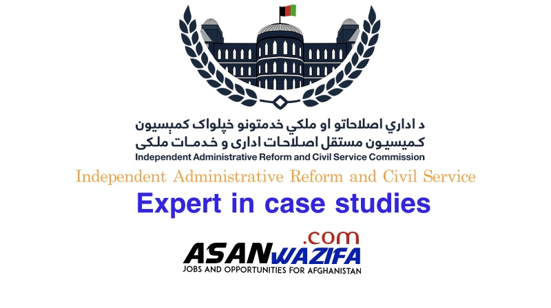 Independent Administrative Reform and Civil Service Mission Expert in case studies