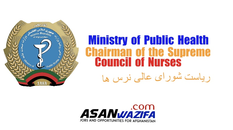 Ministry of Public Health ( Chairman of the Supreme Council of Nurses )