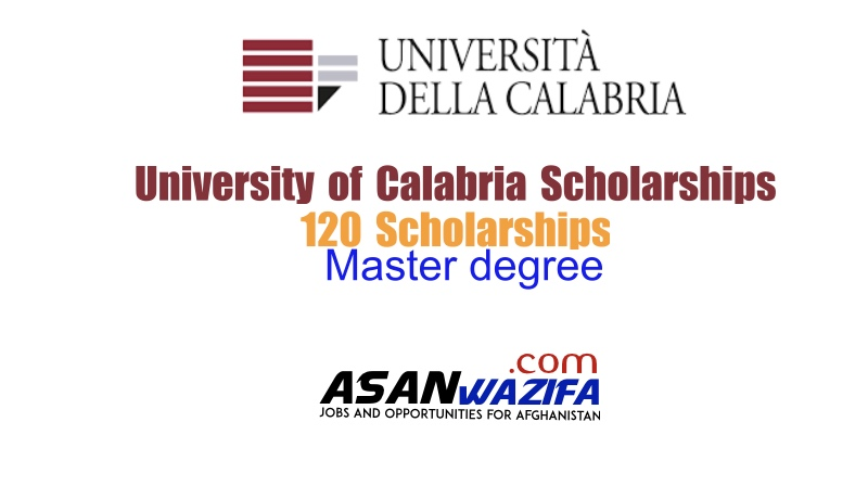 University of Calabria Scholarships | Fully Funded