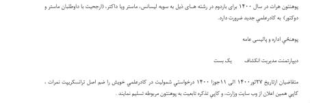 Academic staff at Herat