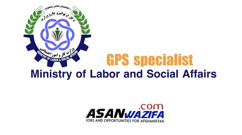 Jobs as GPS specialist ( MOSLA )