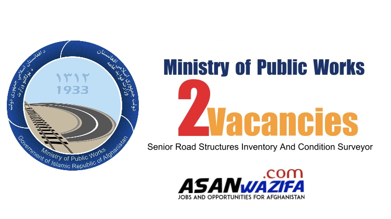 Senior Road Structures Inventory And Condition Surveyor ( MOPW )
