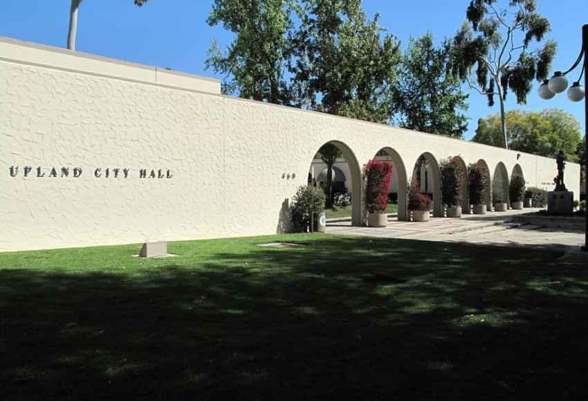 Upland California OFFICIAL