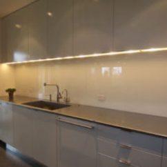 Glass Kitchen Backsplash Modern Tables Painted Color A S P Services White